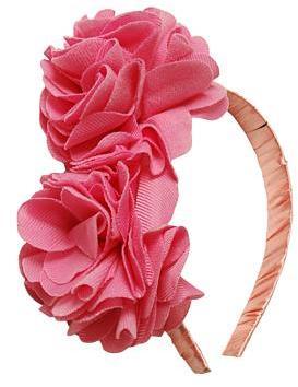 Abandon Flower Hairband