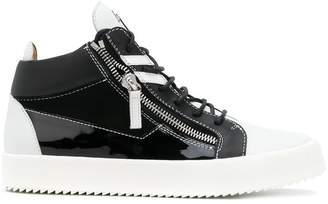 Giuseppe Zanotti Design Kriss lace-up sneakers