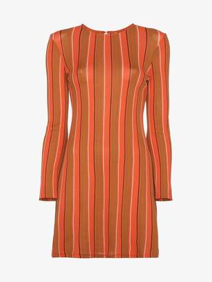 Simon Miller Capo Striped longsleeved tunic