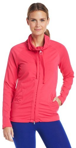 Danskin Women's Lotus Lounge Jacket