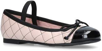 Pretty Ballerinas Hannah Quilted Mary Jane Flats