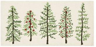 Pottery Barn Forest Tree Snack Mat