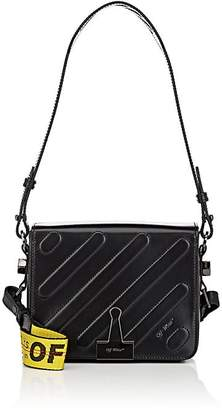 Off-White Women's Small Leather Crossbody Bag