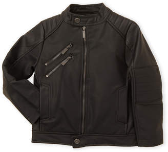 Urban Republic Boys 4-7) Faux Leather Moto Jacket