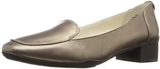 88ff60ef637 Anne Klein Women s Daneen Leather Slip-On Loafer
