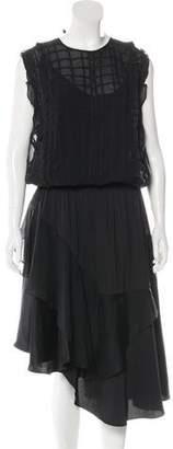 Preen Line Sleeveless Maxi Dress