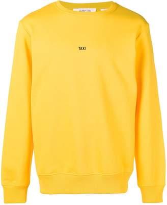 Helmut Lang Taxi sweatshirt