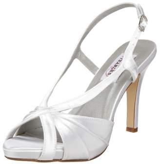 Dyeables Women's Aliyah Slingback Platform Sandal
