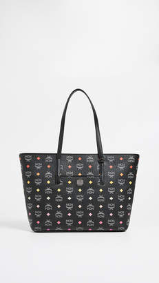 MCM Anya Spektrum Visetos Medium Shopper