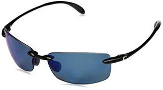 Costa del Mar Ballast Sunglasses /Blue Mirror 580Plastic