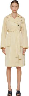 Aalto Tailored Nylon Trench Coat