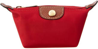 Longchamp Le Pliage Nylon Coin Purse