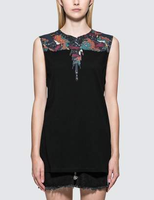 Marcelo Burlon County of Milan Camou Wing Tank
