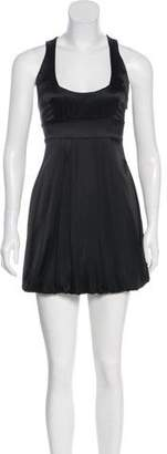 Jasmine Di Milo Sleeveless Mini Dress