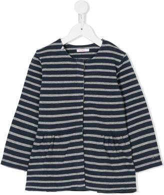 Sun 68 striped jacket