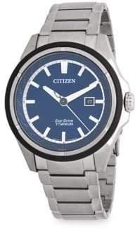 Citizen Stainless Steel Bracelet Watch