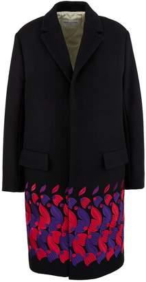 Dries Van Noten Embroidered wool coat