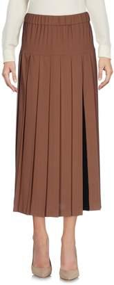 Gold Case 3/4 length skirts