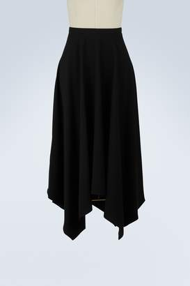 Nina Ricci Cady Asymmetrical skirt