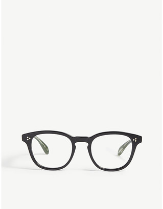 Oliver Peoples Kauffman square-frame optical glasses