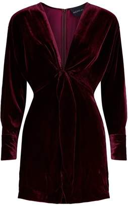 Nicholas Twist Front Dress
