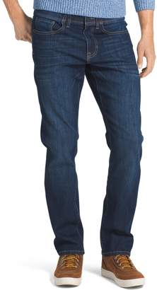 Izod Men's Straight-Fit Sportflex Stretch Performance Jeans