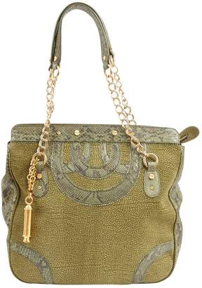 Borbonese Python Bag
