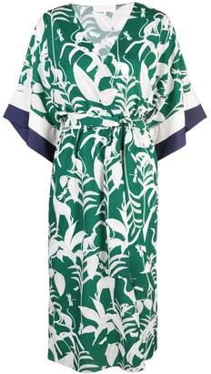 Borgo de Nor kimono style dress
