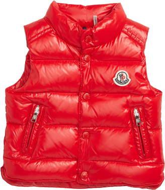 Moncler Bernard Water Resistant Down Puffer Vest