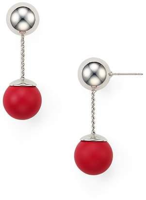 Aqua Nicolette Drop Earrings - 100% Exclusive