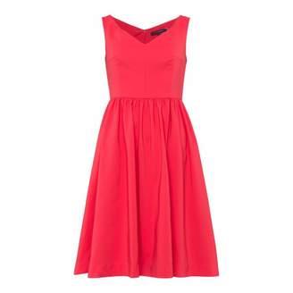 Azalea Glass Stretch Bardot Dress