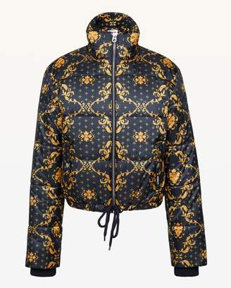 Juicy Couture JXJC Baroque Print Puffer Jacket