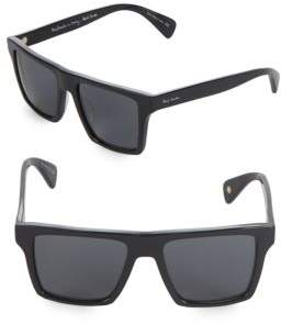 Paul Smith Blakeston 53MM Square Sunglasses