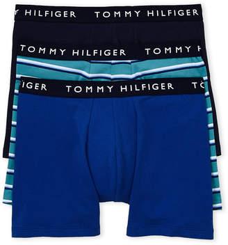 Tommy Hilfiger 3-Pack Cotton Stretch Boxer Briefs