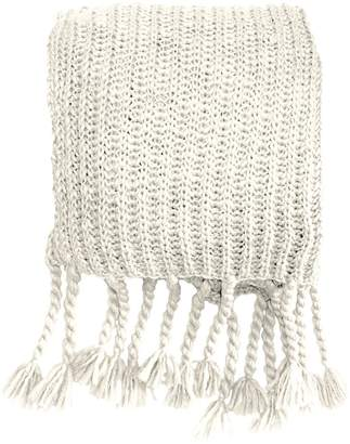 Parisian House Sadie Chunky Throw, DC 370T Cream