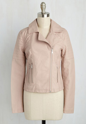 Whispering Smith Limited Full Chic Ahead Jacket in Mauve $69.99 thestylecure.com