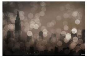 Parvez Taj NY Sleeping Wrapped Canvas Print