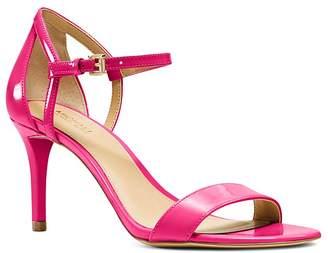 MICHAEL Michael Kors Women's Simone High Heel Ankle Strap Sandals