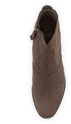 Eileen Fisher Murphy Textured Nubuck Booties