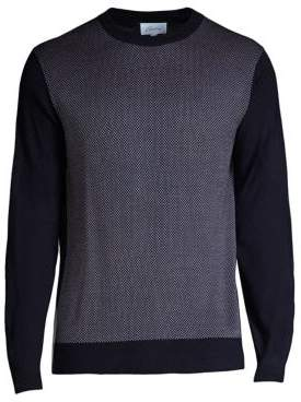 Brioni Textured Crewneck Sweater