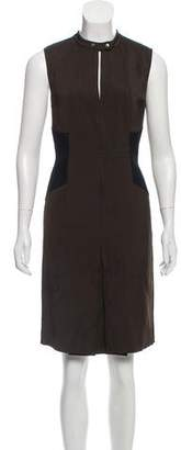 Belstaff Sleeveless Knee-Length Dress