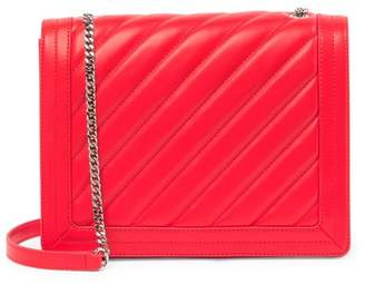 2a9d2ef3a0c French Connection Hayes Quilted Flap Shoulder Bag