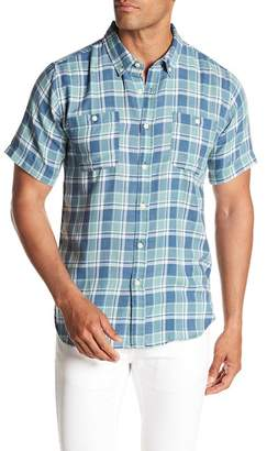 Ezekiel Sublime Short Sleeve Woven Regular Fit Shirt