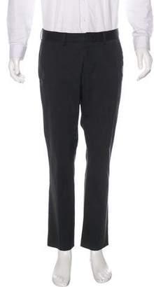 Moncler Wool-Blend Dress Pants