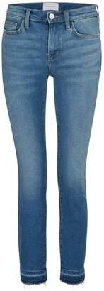 Current/Elliott Current Elliot The Stiletto high-waisted slim jeans