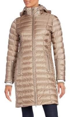 Bogner Lilia Long Puffer Coat