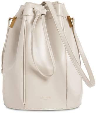 Saint Laurent Medium Talitha Leather Bucket Bag