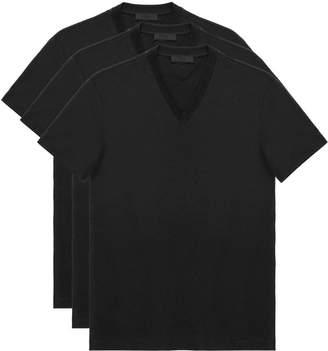 Prada triple pack T-shirts
