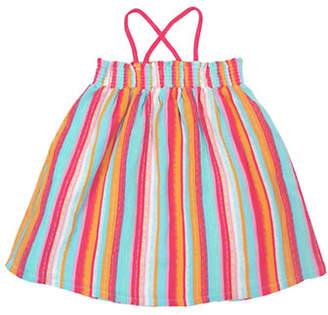 Jessica Simpson Striped Strappy Dress