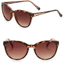 Vince Camuto 50mm Cat's Eye Sunglasses